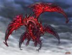 Anima: Red dragon