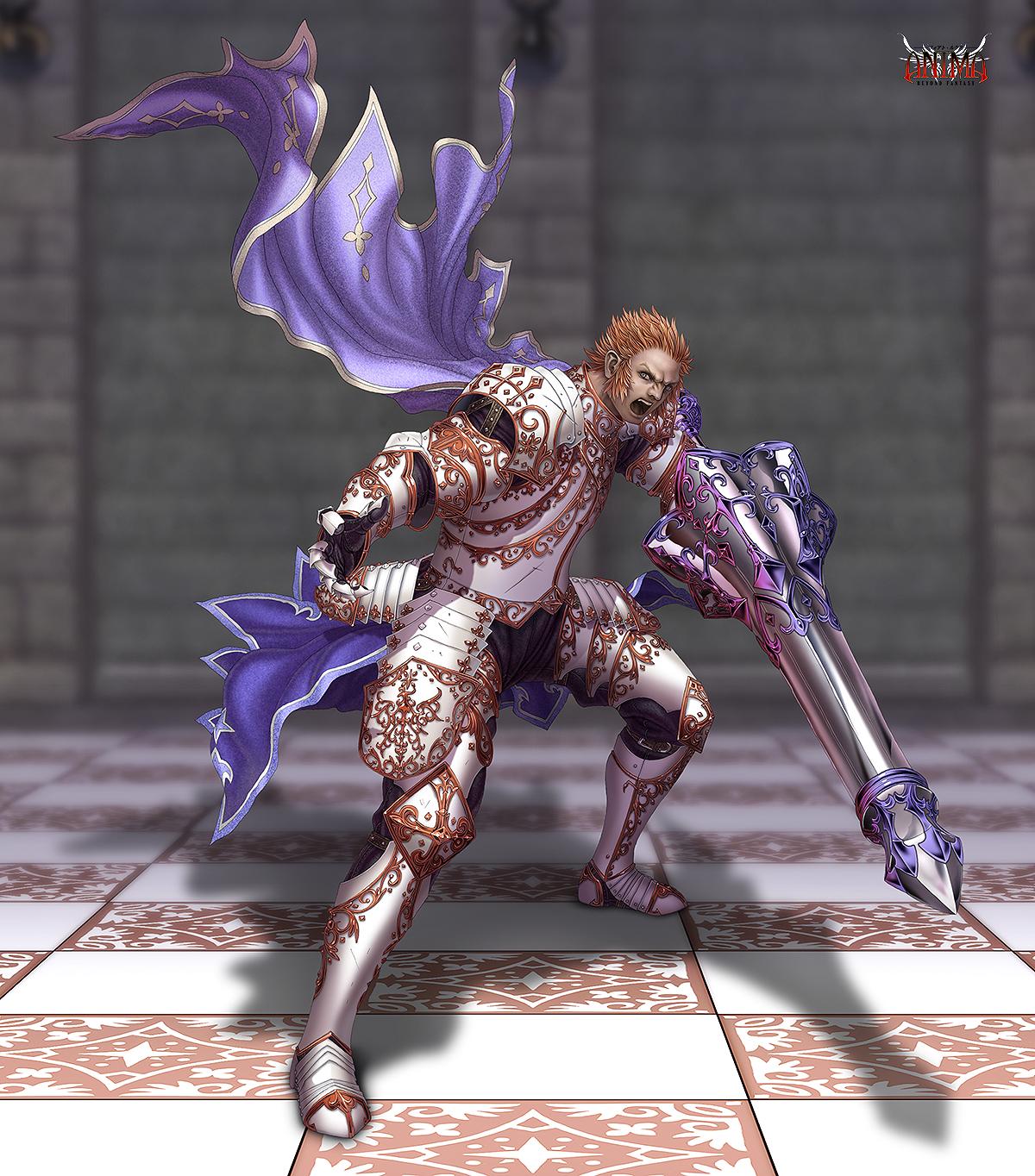 Anima: Fabricio the Holy Knight