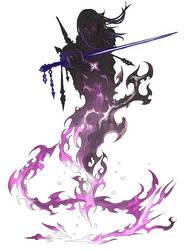 Loki flame version by Wen-M