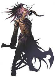 Dark Cheshire by Wen-M