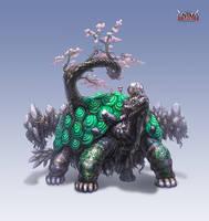 Anima: Genbu by Wen-M