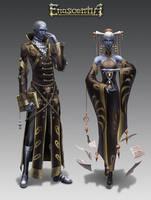 Enascentia: Kronoss Tribe
