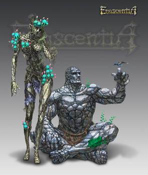 Enascentia: Rok'nar Tribe