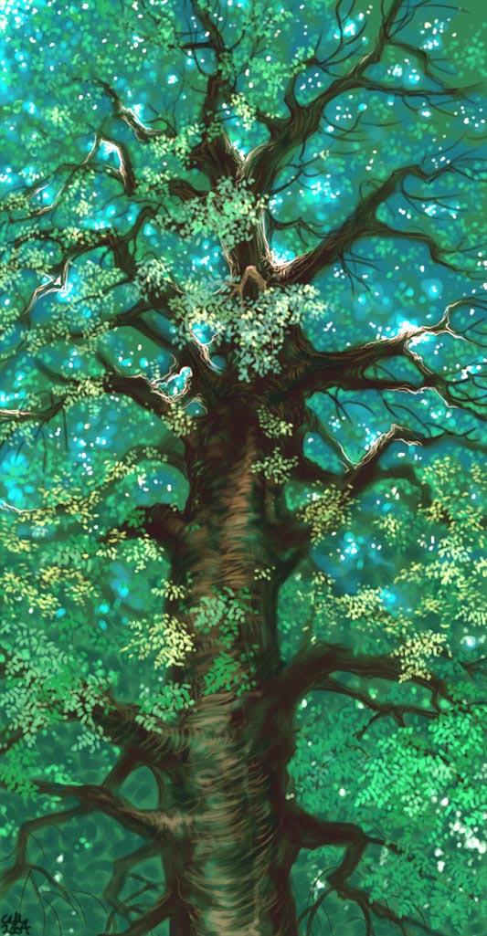 tree 01 by Wen-M