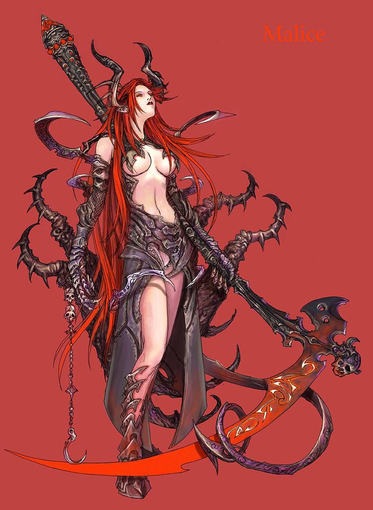 Malice Shinigami by Wen-M