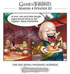 GoT: season 4 Wedding surprise(spoiler warn)