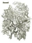 Enascentia: full cast sketch