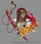 Commissions: Takua