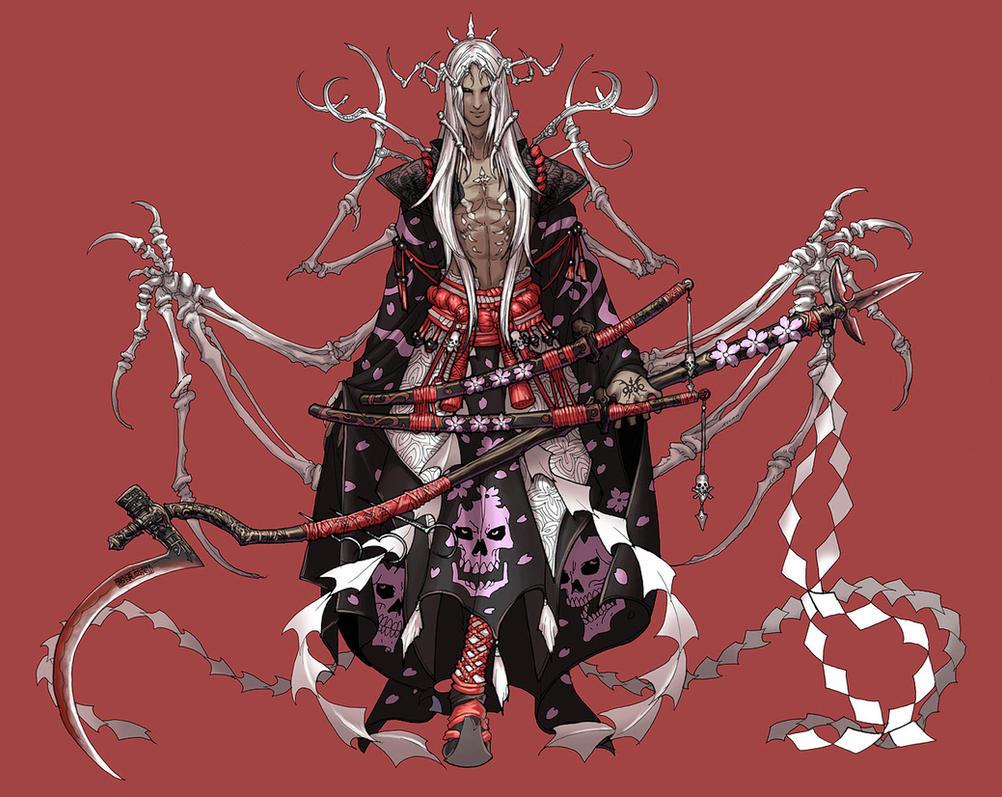 Loki Ravensgale by Wen-M