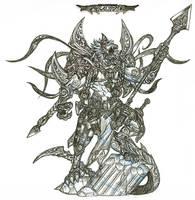 Luminous Echo: Forgotten King by Wen-M