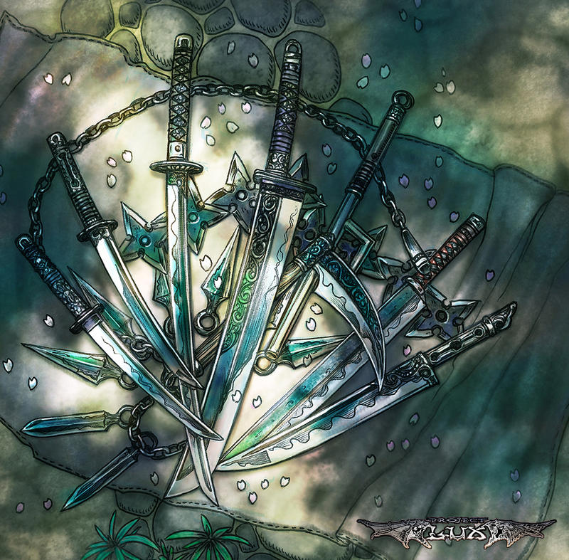 Luminous Echo: Weapons 1