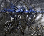 Luminous Echo: Skeleton archers