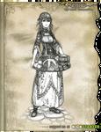 Luminous Echo: Mayla (drawing)