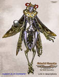 Luminous Echo: Moth