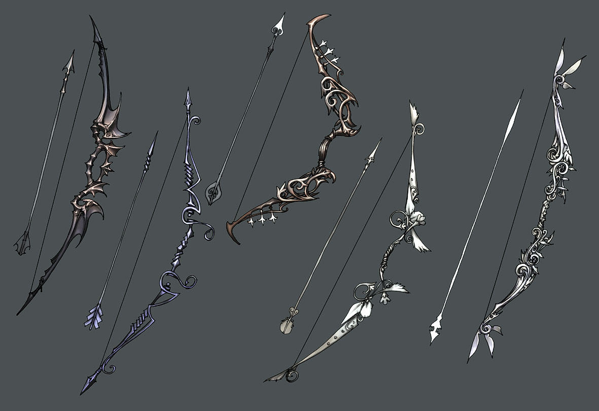 bow designs by Wen-M on DeviantArt