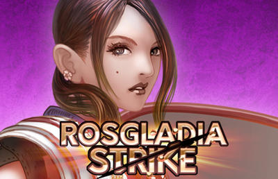 Rosgladia Strike: lets play!
