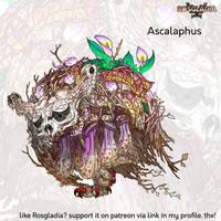 Rosgladia: Ascalaphus by Wen-M