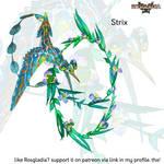 Rosgladia: Strix