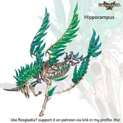 Rosgladia: Hippocampus