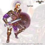 Rosgladia: Spartae