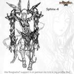 Rosgladia: Sphinx-4