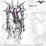 Rosgladia: Sphinx-5