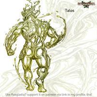 Rosgladia: Talos by Wen-M