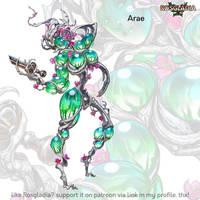 Rosgladia: Arae-Final