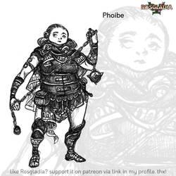 Rosgladia: Phoibe by Wen-M