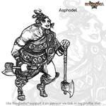 Rosgladia: Asphodel