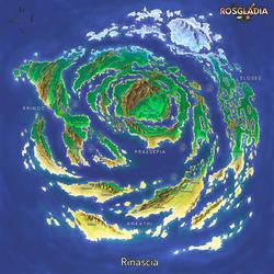 Rosgladia: Map V2
