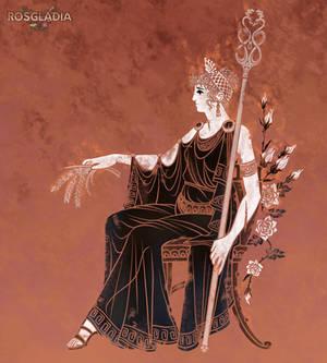 Rosgladia: Queen Hypatia