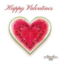 Rosgladia: Happy Valentines 2019 by Wen-M