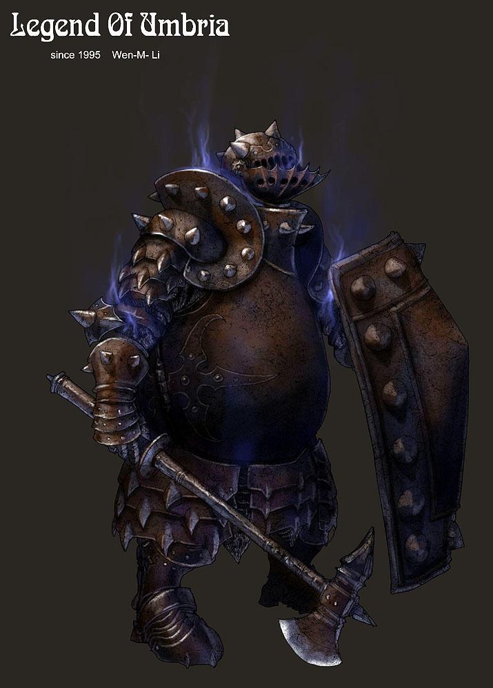 Lista de enemigos aun no fichados... Cursed_armor_by_Wen_M
