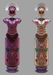 Rosgladia: armor set 1 by Wen-M