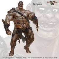Rosgladia: Ischyros-1