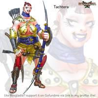 Rosgladia: Tachtera-1