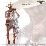 Rosgladia: Lucretius-1