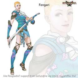 Rosgladia: Fengari