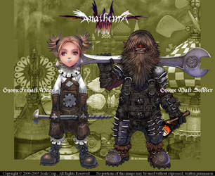 Anathema: Gnomes by Wen-M