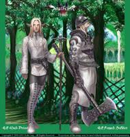 Anathema: elves by Wen-M