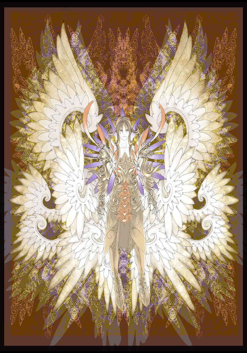 Eminent Radiance by Wen-M