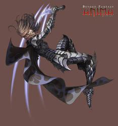 Anima: knight girl by Wen-M