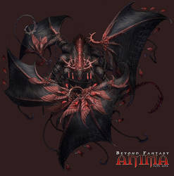 Anima:  Dark Dragon by Wen-M