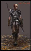 Anima:  Ranger guy