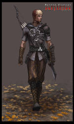 Anima:  Ranger guy by Wen-M