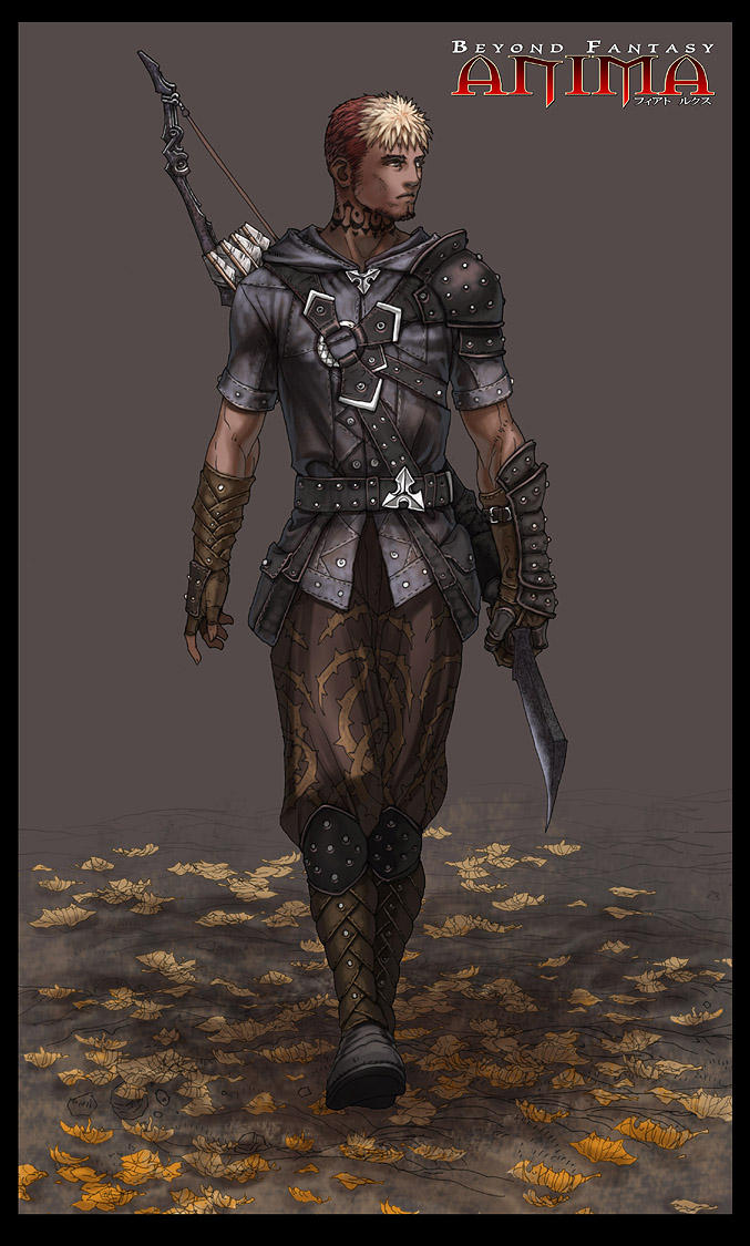 Anima:  Ranger guy by Wen-M