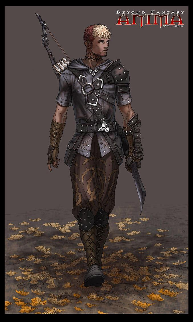 Tristán de Tincoras Anima___Ranger_guy_by_Wen_M
