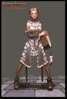 Anima: Sage girl by Wen-M