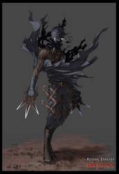 Anima: Assasin guy by Wen-M
